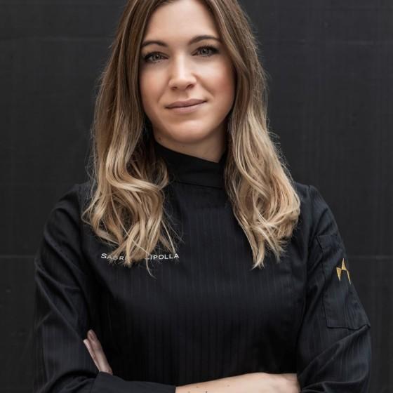 Sabrina Cipolla in kitchen
