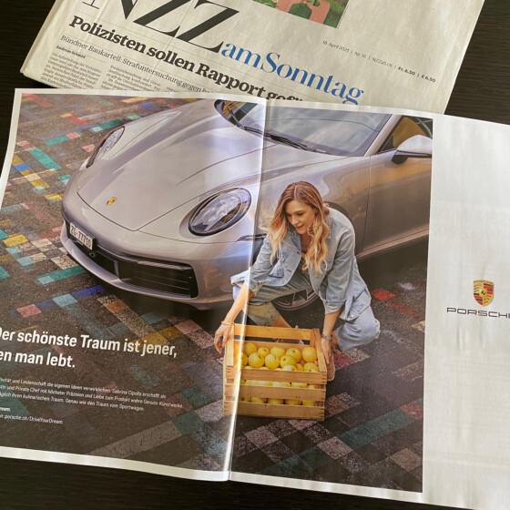 NZZ am Sonntag - Sabrina Cipolla